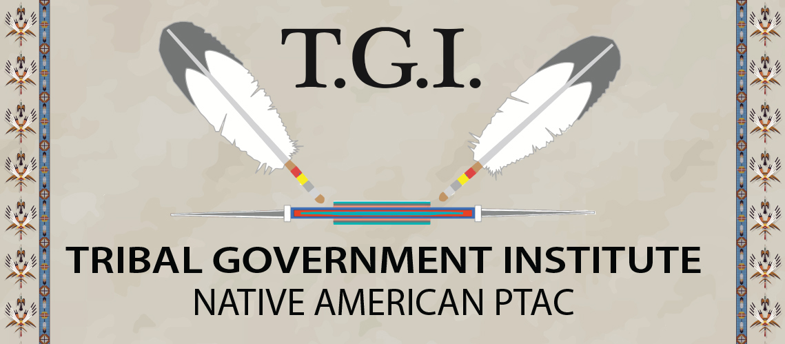 external link to the tribal government institute home page